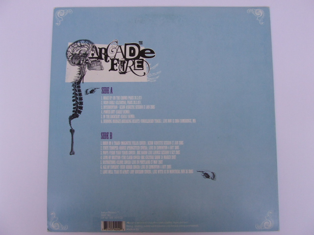 Bootlegs arcade fire collection for Miroir noir neon bible archives